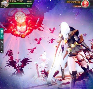西方奇幻MMORPG手游《剑与轮回》五大职业大揭秘