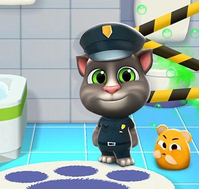 《我的汤姆猫2》Q萌来袭!与汤姆猫一起开启成长之旅